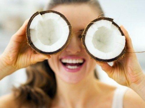 12 Usos Del Aceite De Coco Para La Cara Benefits Of Coconut Oil Coconut Oil For Face Coconut
