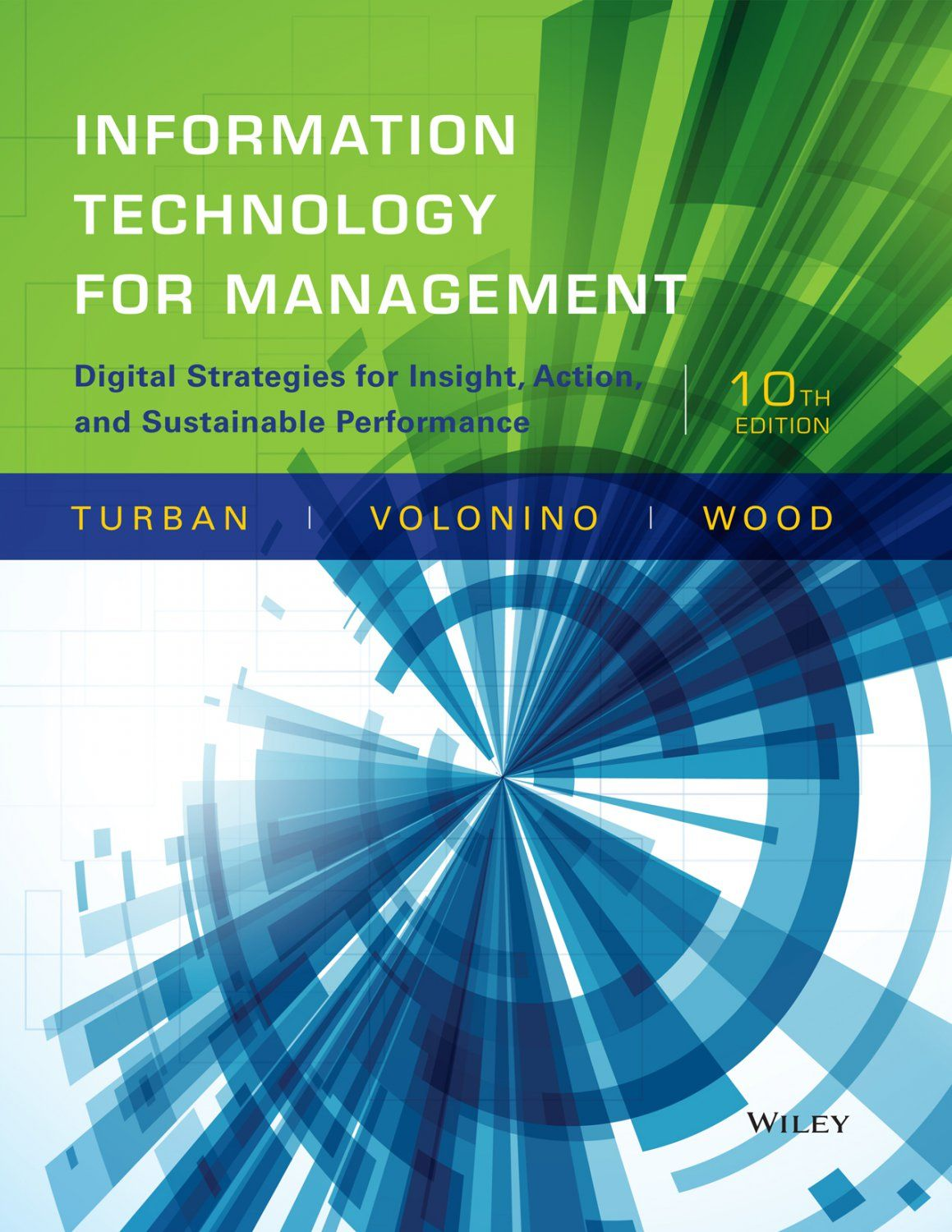 Information technology for management 10th edition by efraim turban ebook pdf fandeluxe
