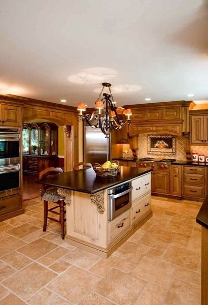 80 alluring kitchen floor ideas you must have 2018 kitchen flooring contemporary kitchen on kitchen flooring ideas id=44149