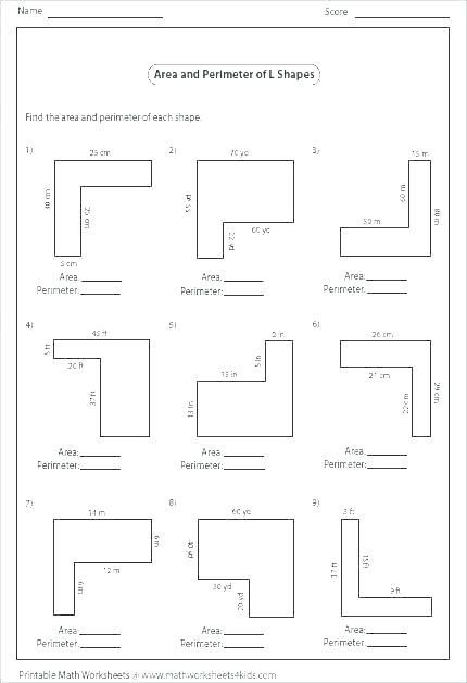 26 Area Of Irregular Shapes 3rd Grade Area And Perimeter Worksheets Perimeter Worksheets Area Worksheets