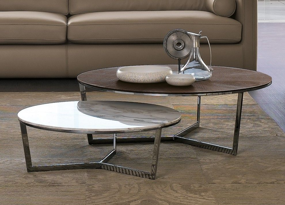Amazing Harpa Coffee Table, Alivar Italy