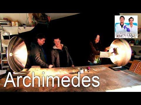 Absolute Genius | Archimedes | S1E1 - YouTube