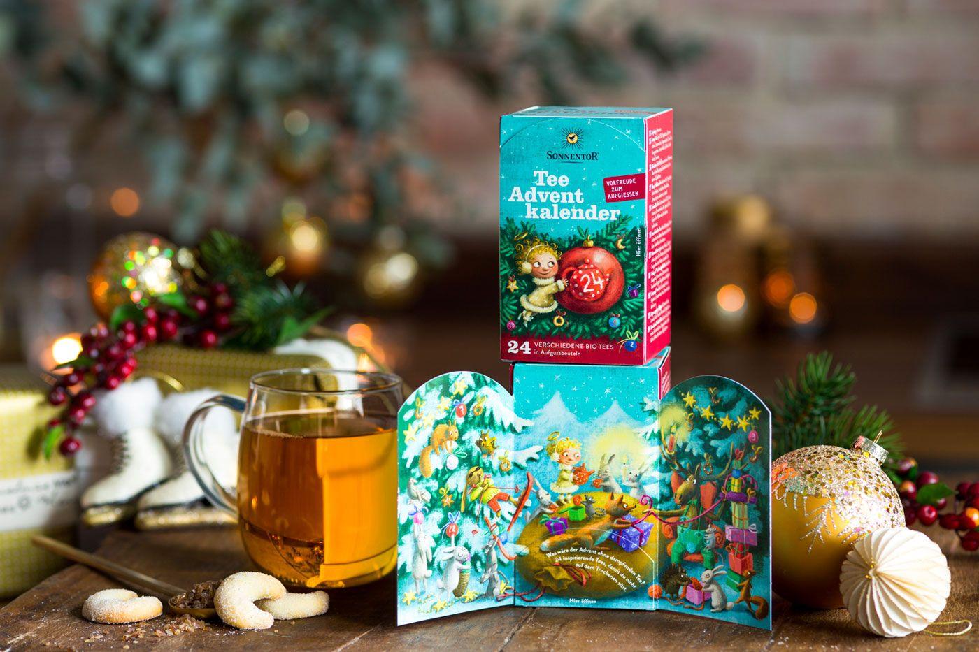 Calendar advent ceai