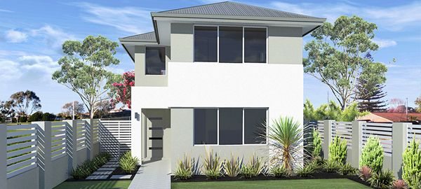 Narrow Lot House Plans Narrow Block House Design Switch Homes