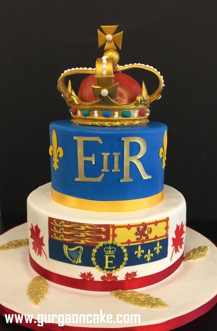 26b93851a Best Queens birthday cake ideas on Pinterest