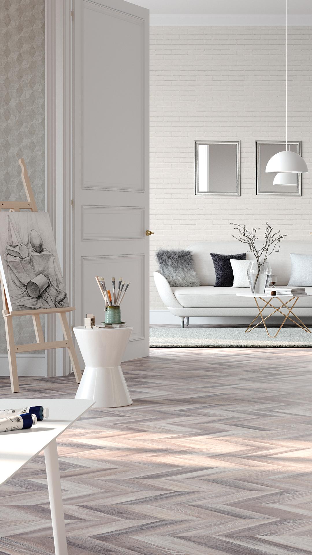 Die Wohnwelt Modern kombiniert werden moderne Elemente wie ...