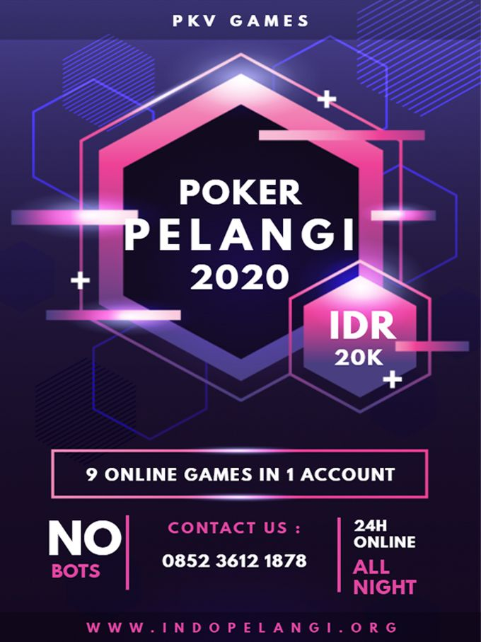 POKERPELANGI   Kartu, Permainan kartu, Poker