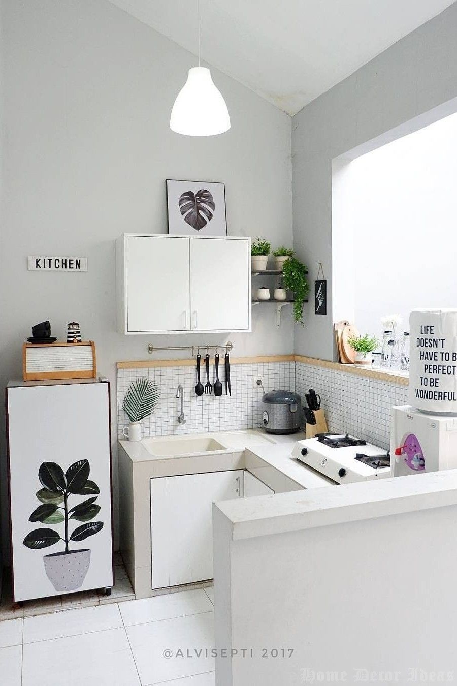 Home Decorating Ideas On A Budget A13 In 2020 Kitchen Design Small Home Decor Kitchen Small Kitchen Decor