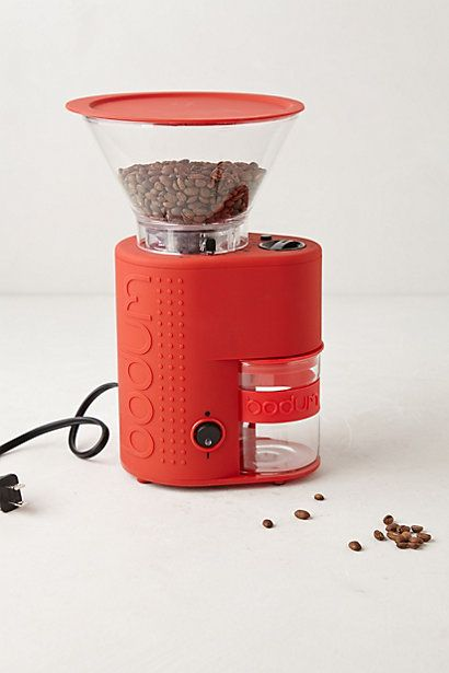 Bodum Coffee Grinder, Molinillo para granos de café