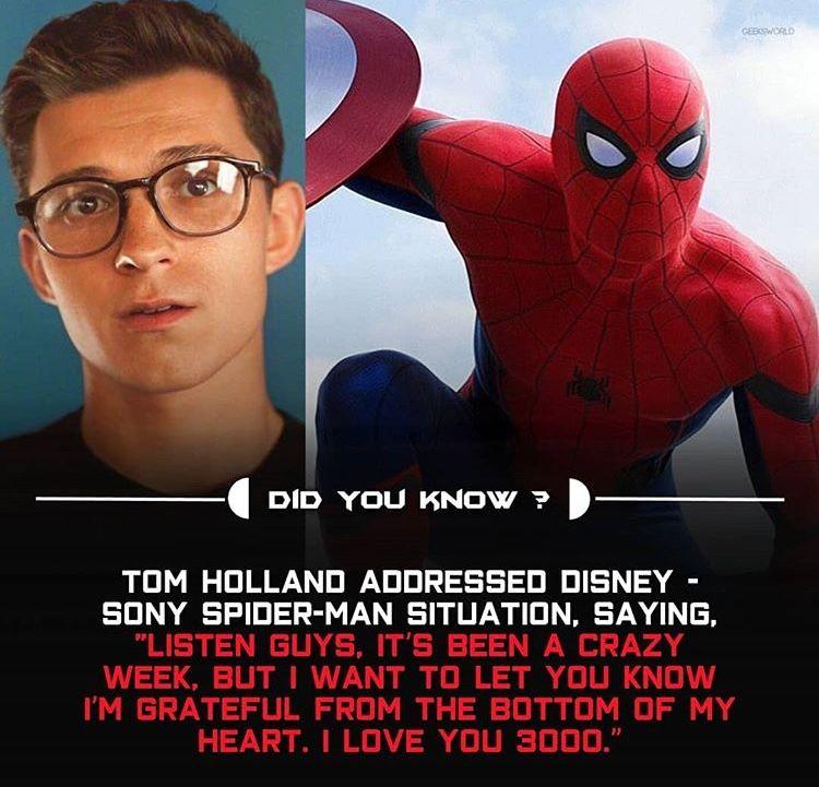 I'm crying #savespiderman #spider-man