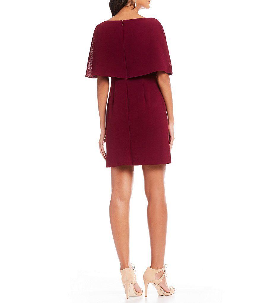 b77170775540 Adrianna Papell Split Sleeve Popover Dress in 2018
