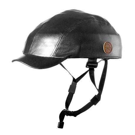 Flatcap Helmet - Black - alt_image_one