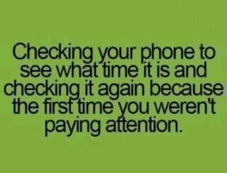So true I do this all the time