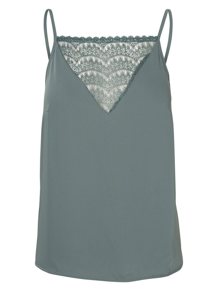 Strappy top with lace detailing from VERO MODA