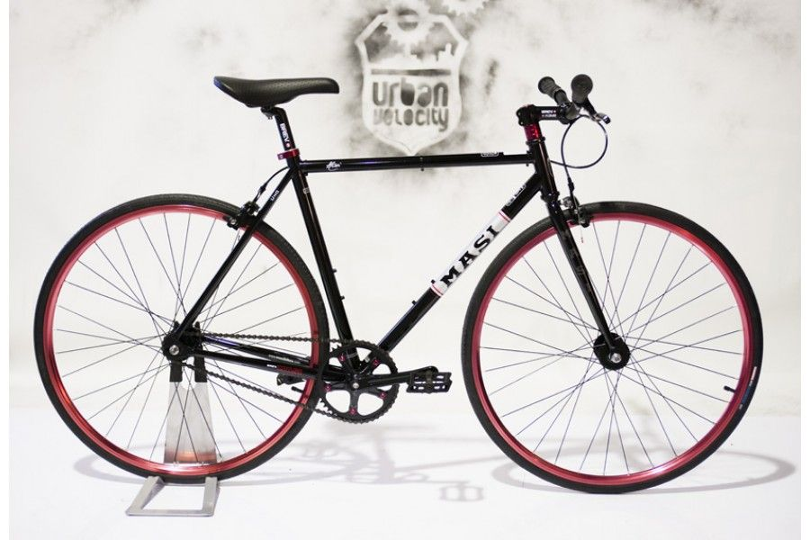Masi Speciale Uno Riser 2013 Single Speedfixie Bikes Bike Fixie