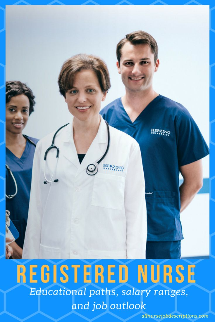 Registered nurse rn salary job description duties and