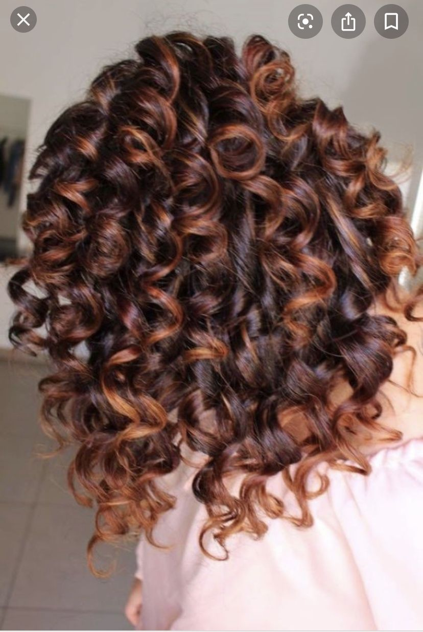 Smelly Poodle Girl Short Permed Hair Permed Hairstyles Body Wave Perm