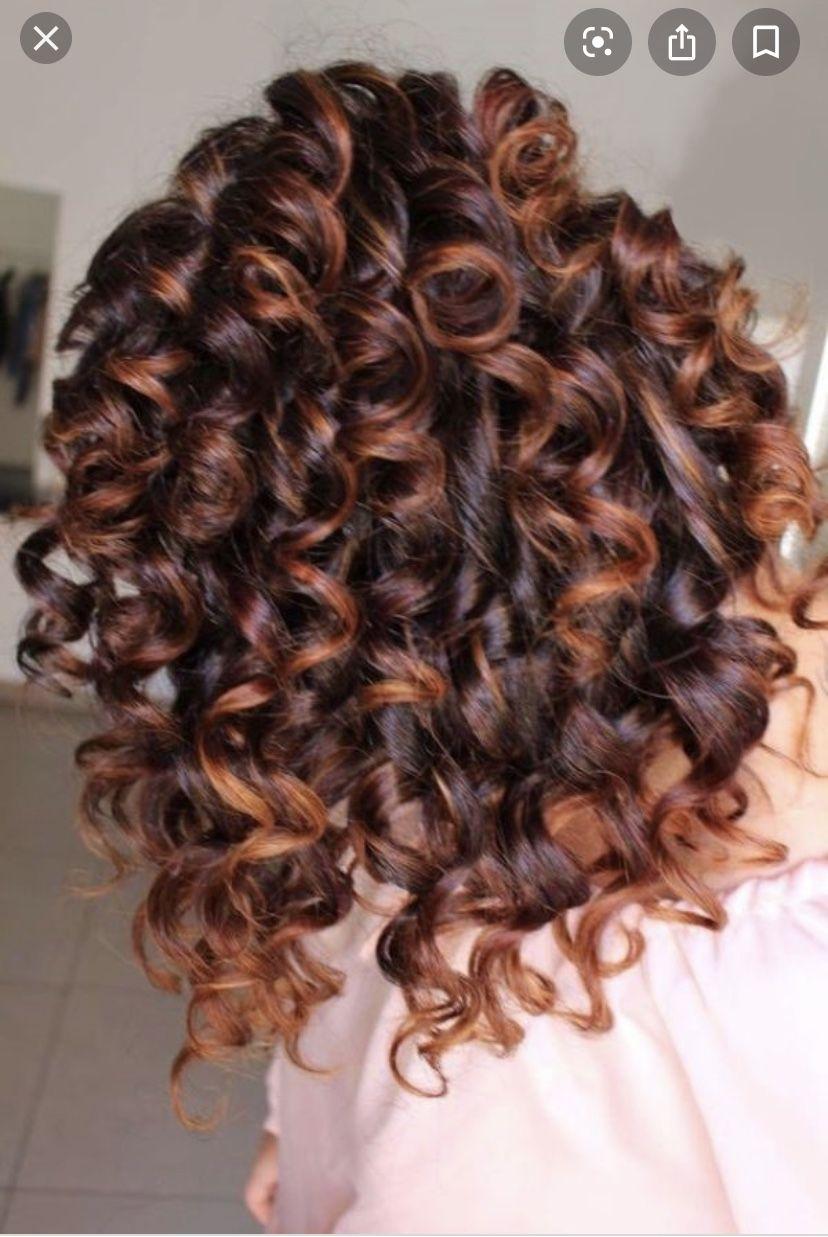 2020 Perm In 2020 Short Permed Hair Spiral Perm Short Hair Permed Hairstyles