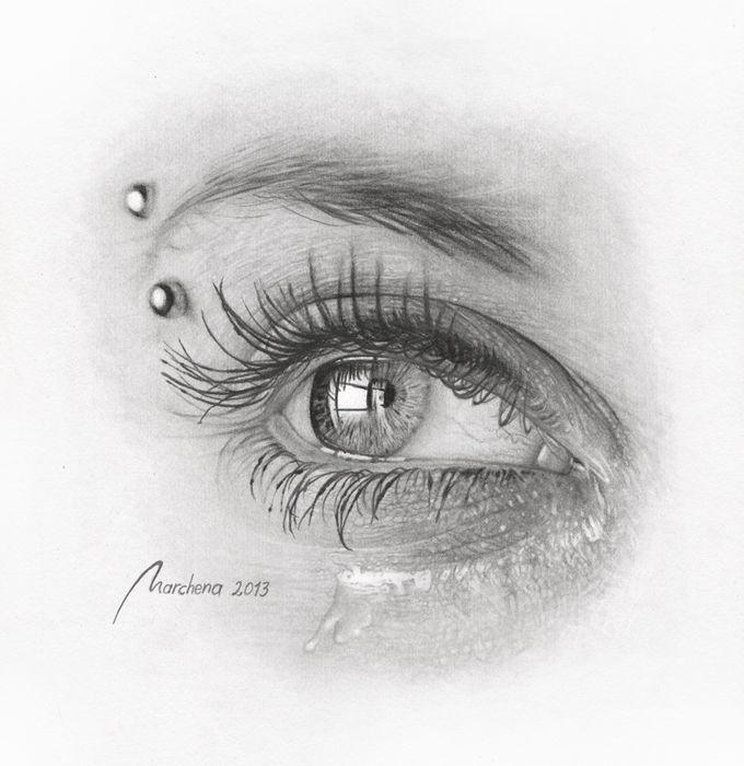 مدونة أرسم بالرصاص هوس الثقوب رسم بالرصاص للفنان Esteban Marchena Cool Pencil Drawings Eye Art Sketchbook Art Journal