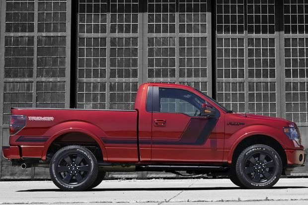 2014 Ford F 150 Tremor Is Regular Cab Short Bed Only And Gets