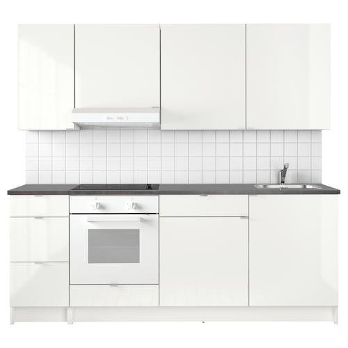 Best Knoxhult Kitchen Grey 220X61X220 Cm In 2020 Kitchen 400 x 300