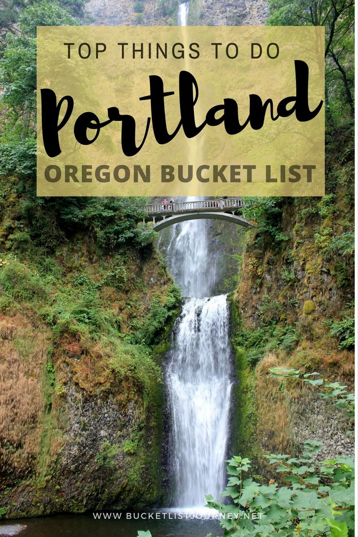 portland bucket list 45 quirky fun things to do bucket list rh pinterest com things to do in portland oregon in february things to do in portland oregon in january