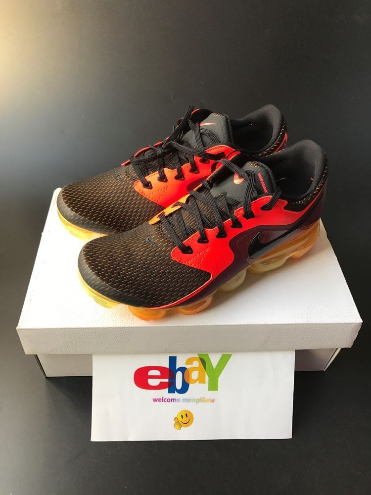Equipar cubo jugar  Nike Air Vapormax Mesh Men Running Shoes AH9046-800 Total Crimson/Black # Nike #RunningCrossTraining | Nike air vapormax, Running shoes for men, Nike  air
