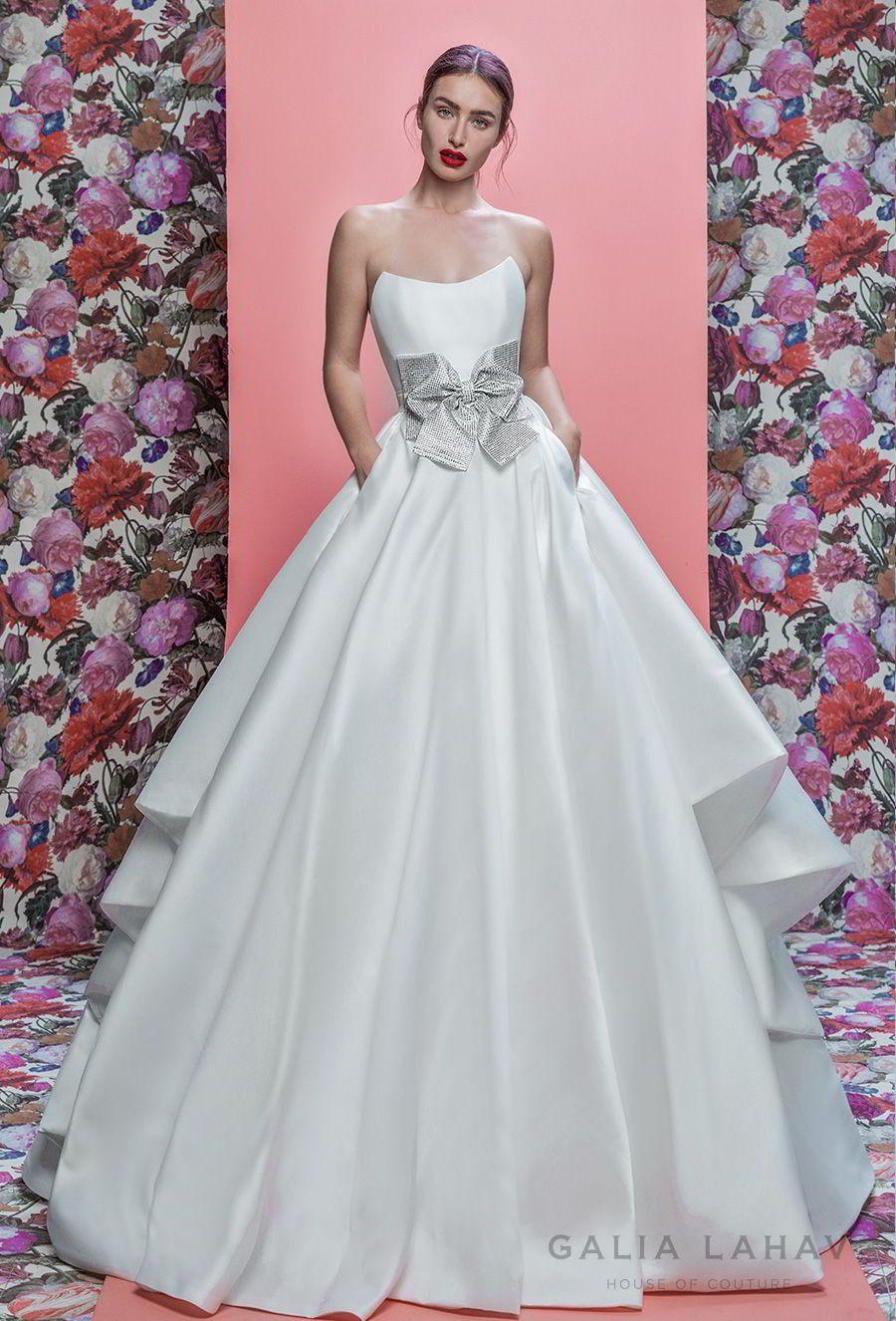 Galia lahav spring ucqueen of heartsud bridal collection u all