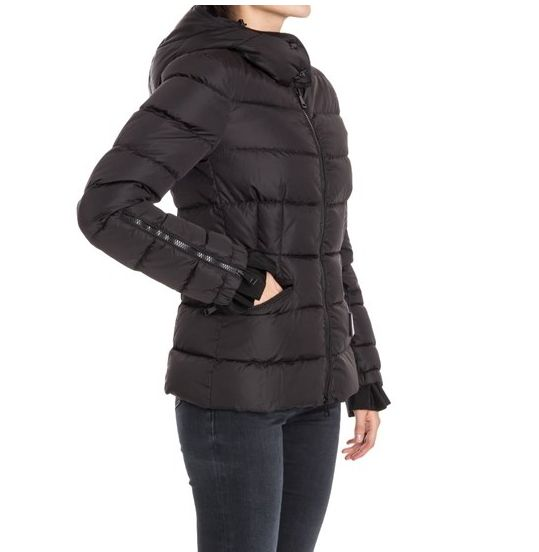MONCLER Down Jackets BETULA down jacket Black 3