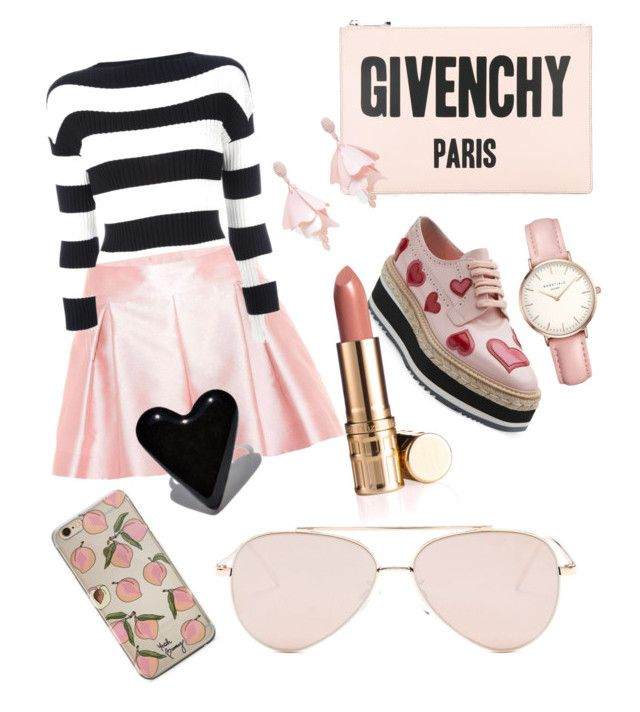 Suavemente entrega cortar  Just Spring   Givenchy paris, Fashion, Red valentino