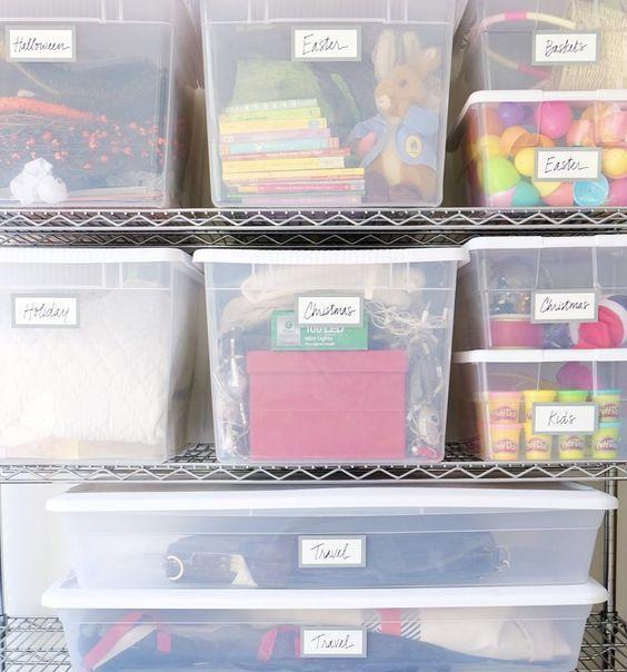 Garage Organization Inspiration {Details Blog}   Details Blog ...