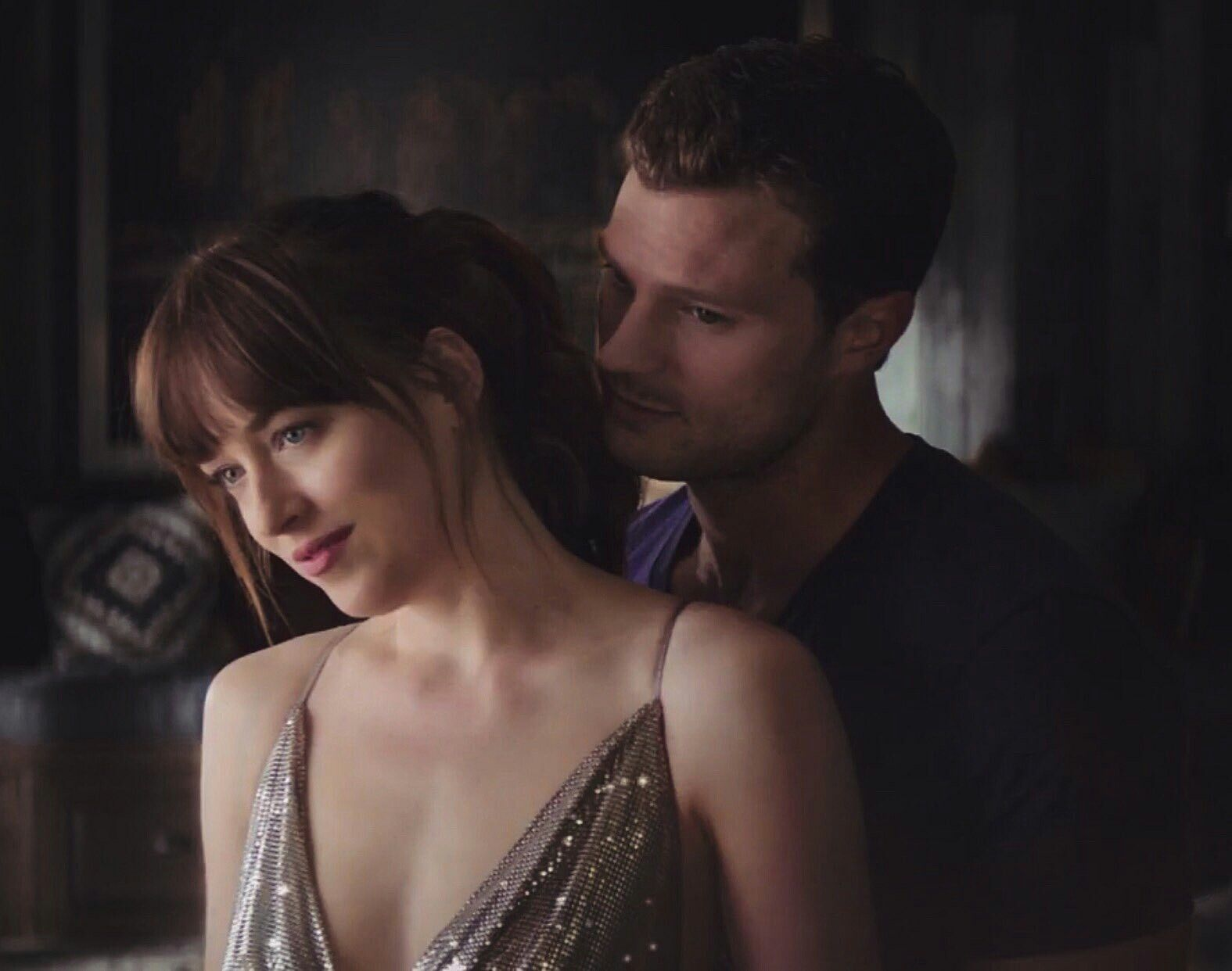 New Still 50 Days Until Fifty Shades Freed Funny Fifty Shades Used The Aspen Shoot And The Dakot Cincuenta Sombras De Grey 50 Sombras Liberadas Sombras De Grey