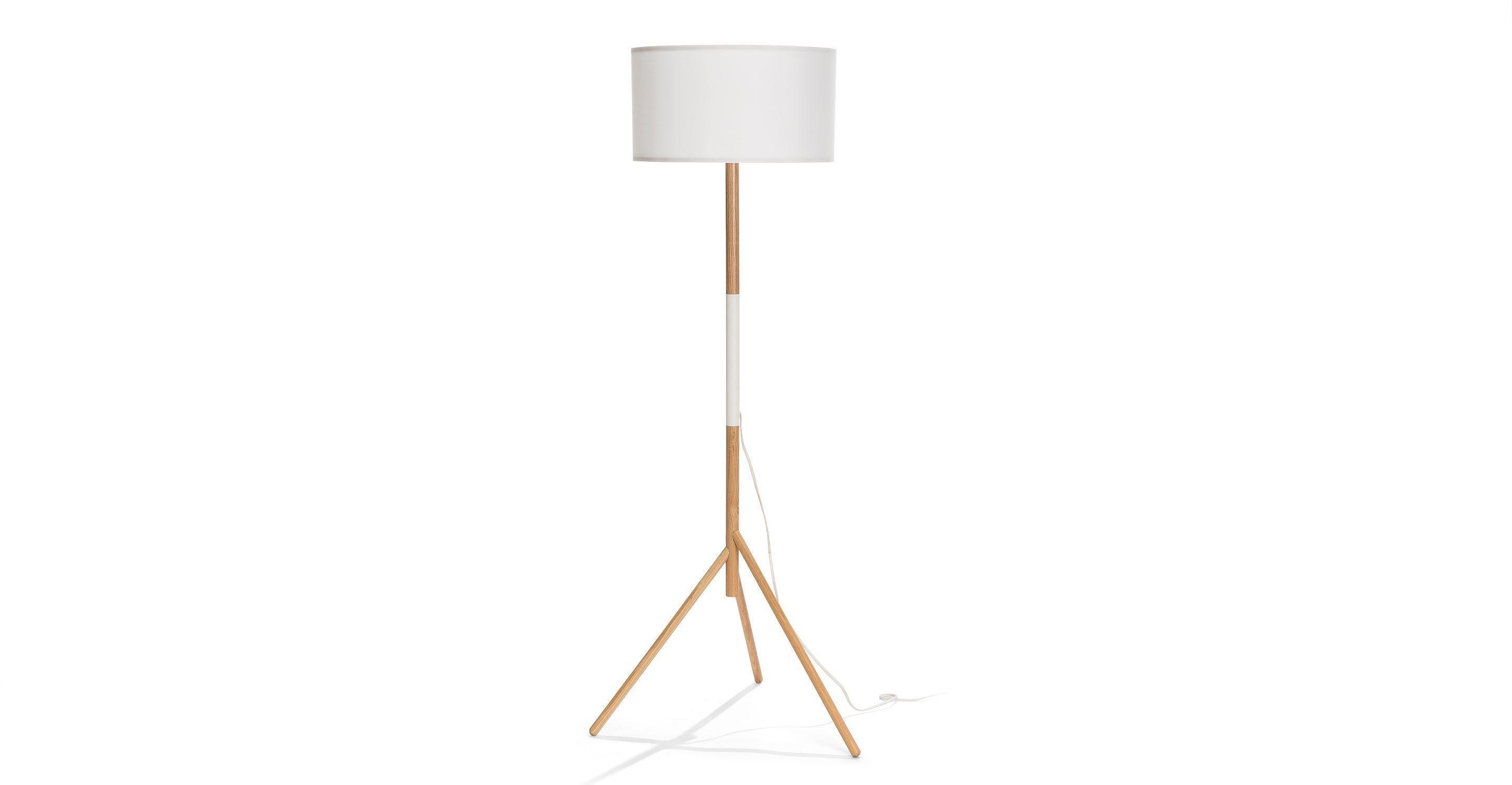 Stilt White Floor Lamp Lighting Article Modern Mid Century And Scandinavian Furniture 199 Lampbedroom White Floor Lamp Black Floor Lamp Floor Lamp