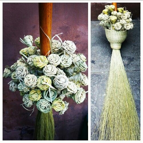 Jumping The Broom Is A Symbol Of Sweeping Away The Old And