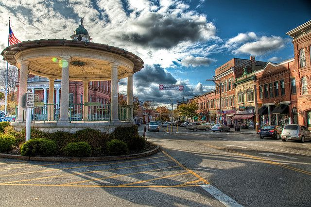 Downtown Exeter Nh Exeter Historic Hotels Favorite Places