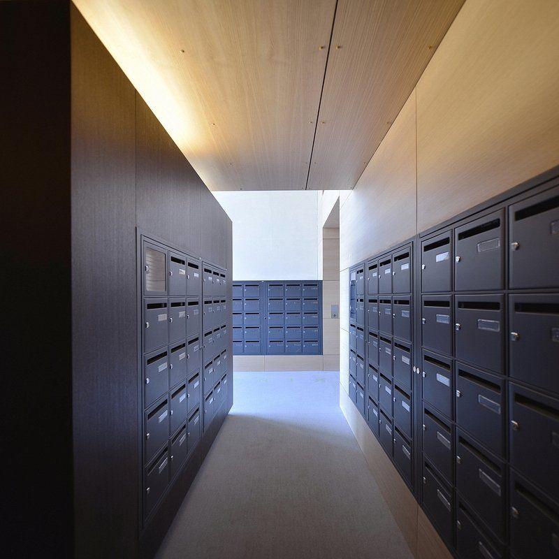 ba_091012_23 | Hotel | Health club | Apartment mailboxes ...
