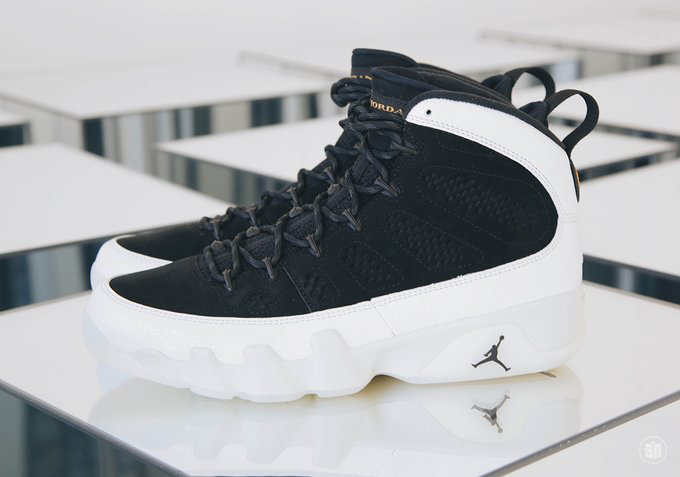 new styles 71142 ce113 Air Jordan 9 'City of Flight' Release Date: February 3rd ...