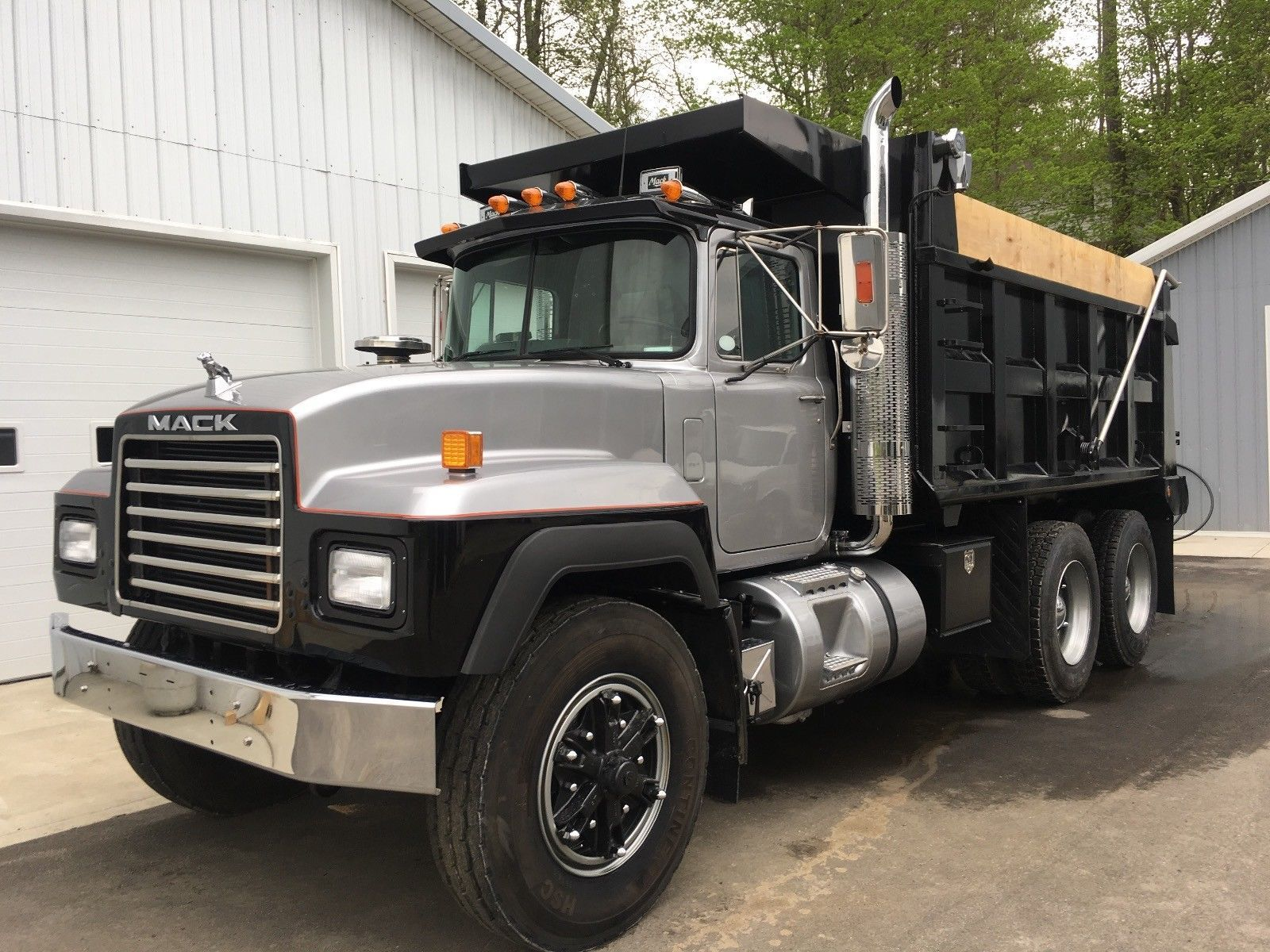 completely restored 1994 Mack RD Dump Truck | Trucks for