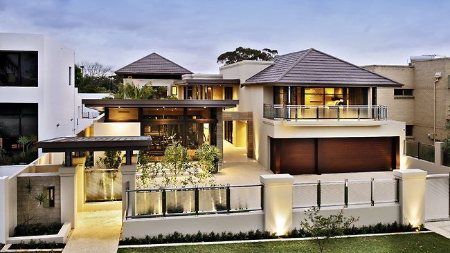 Brisbane unique homes specialize in creating well designed bali style home house design also best exterior images facades plans luxury rh pinterest