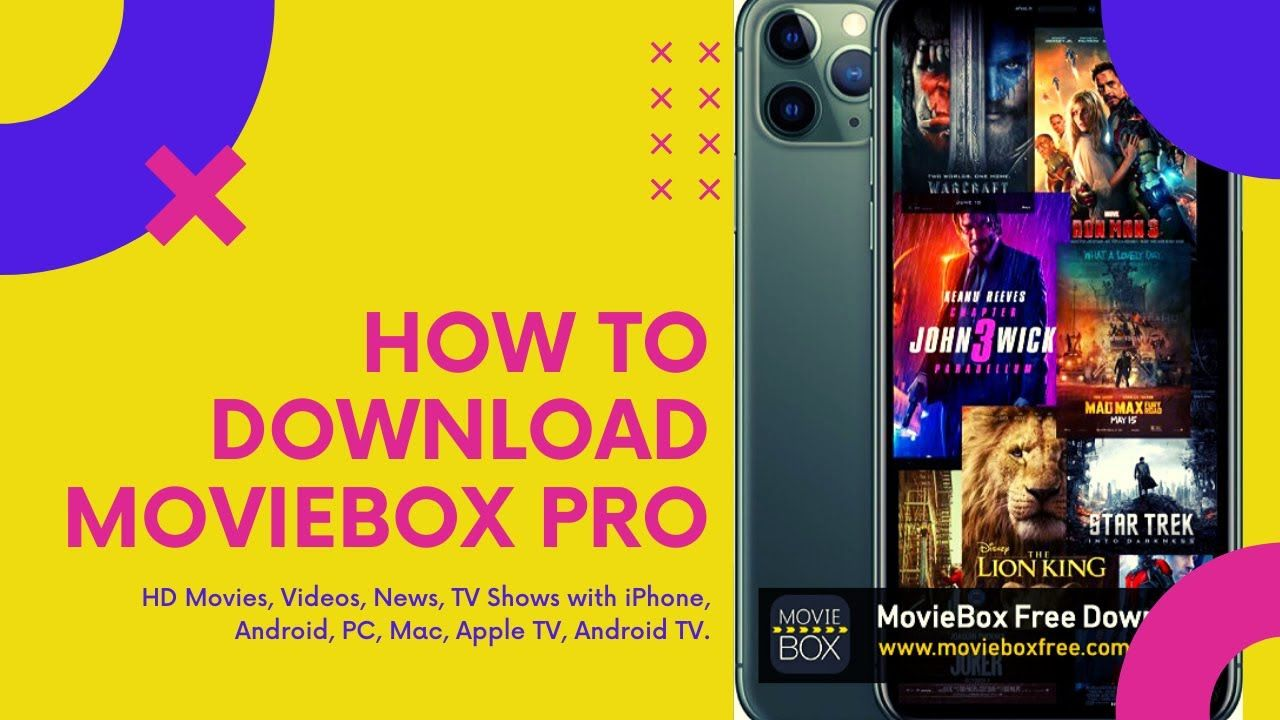Moviebox PRO Download for iPhone/Android - How to get ...