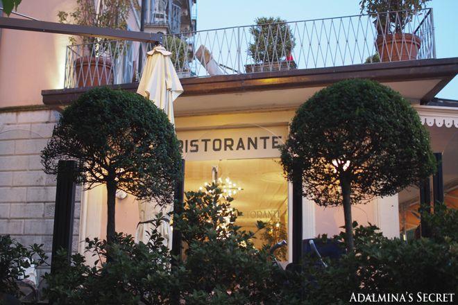 Evening in Bellagio, Italy - Adalmina's Secret