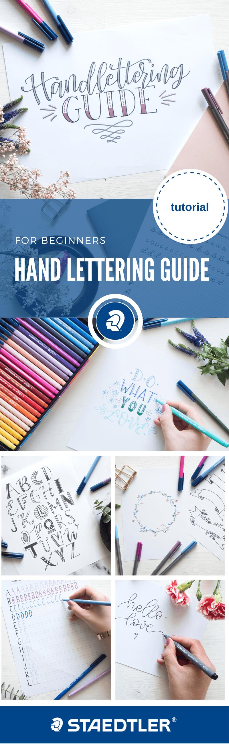 Was ist Handlettering überhaupt? Handlettering bezeichnet das kreative Gestalten von Buchstaben. Hierbei geht es also vielmehr um das Zeichnen oder Malen von Buchstaben, als um das Schreiben im klassischen Sinne. Jeder Buchstabe wird mit viel Geduld, Präzision und auf kreative Art aus…