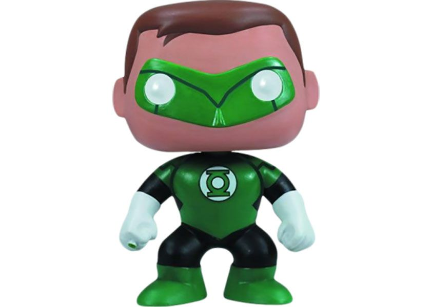 Green Lantern New 52 Pop! Vinyl Figure Previews Exclusive