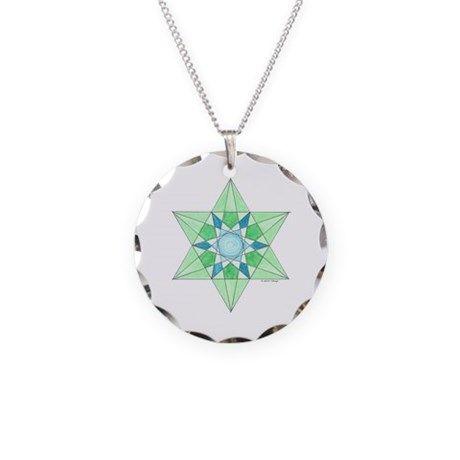Lumarian Healing Star J Necklace