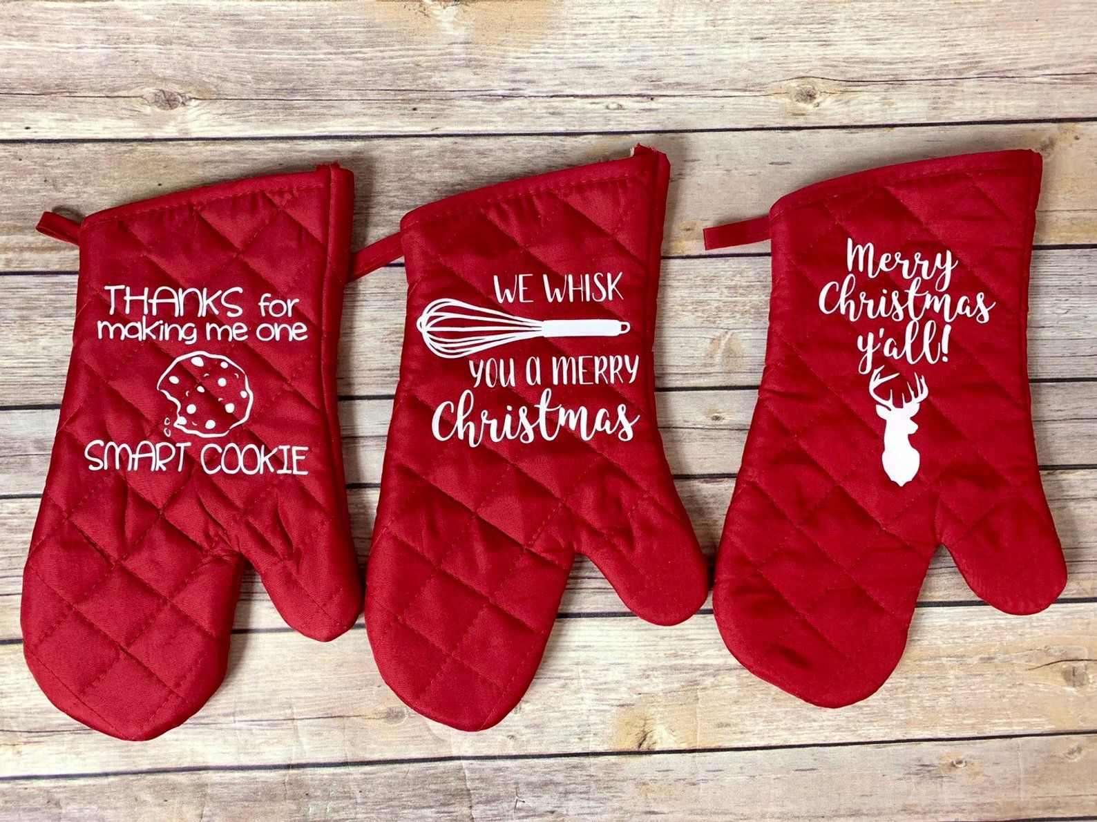 Thanks For Making Me One Smart Cookie Pot Holder Oven Mitt Teacher Gift Teacher Appreciation Back To School Gift End Of School Gift With Images Back To School Gifts One Smart