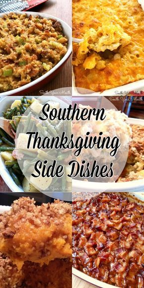 Southern Thanksgiving Side Dishes