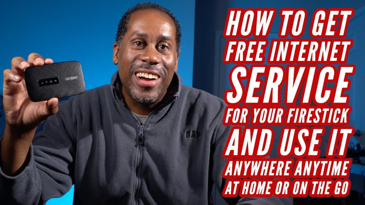 How To Get Free Service For Your FireStick And