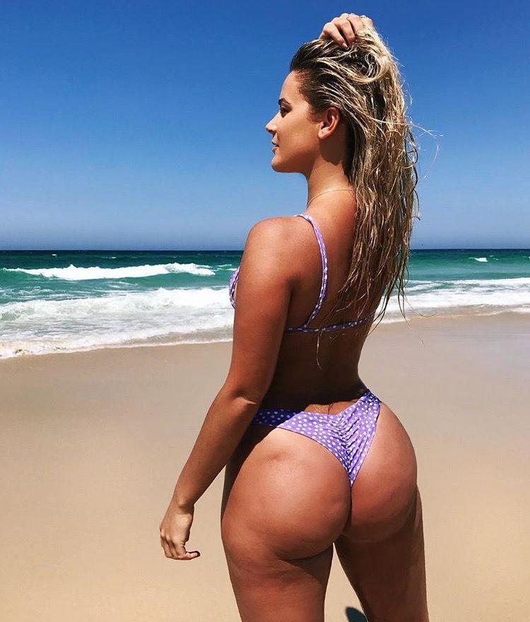 Aussie Model Shares Bubble Butt Secrets