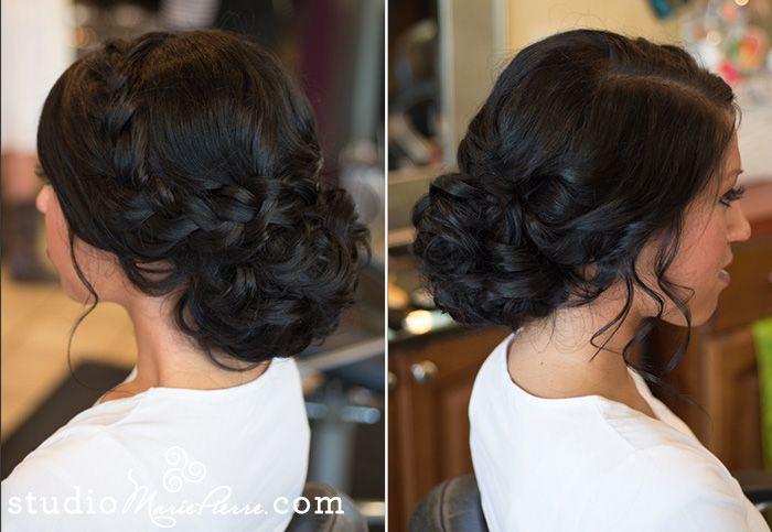 Bridal Workshop My Style Pinterest Haare Hochzeit Frisur