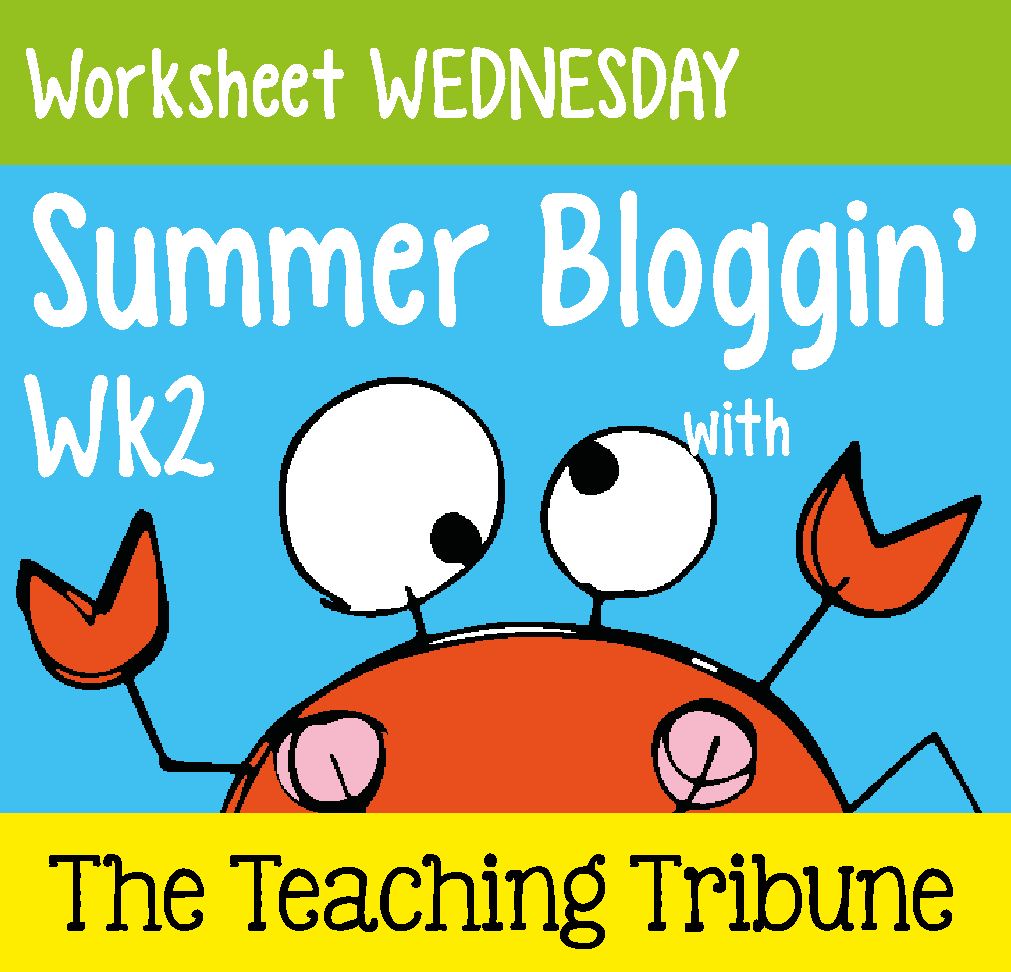 Practice Makes Perfect: Worksheet Wednesday | Giveaways ...